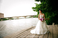 Boston Bridal and Wedding Makeup by Amber Lynne Makeup Artist | Photography courtesy of Sherry Hammonds | Angie
